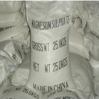 Magnesium Sulphate (sulfate)